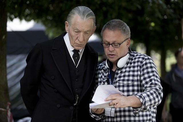 「Mr.ホームズ 名探偵最後の事件」 に主演したイアン・マッケラン