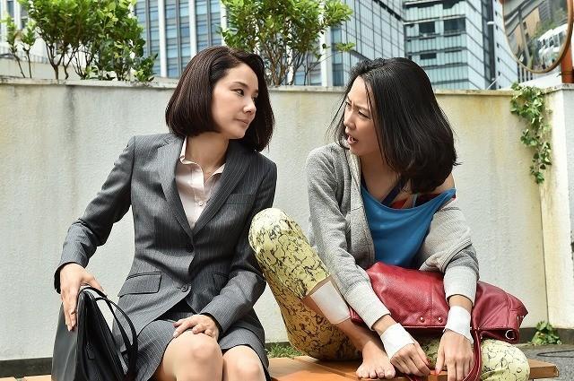 黒木瞳初監督作「嫌な女」予告編で吉田羊&木村佳乃が女の本音をぶつけ合う!