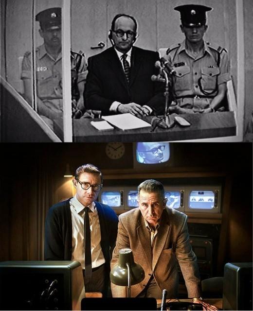 「SHERLOCK」のM・フリーマンが執念のテレビマンを演じた「アイヒマン・ショー」、本編映像独占入手!