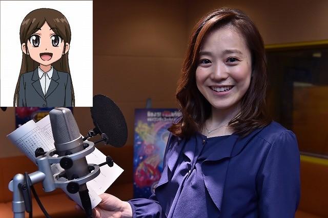 TBS朝のアニメ番組「カミワザ・ワンダ」で吉田明世アナ&江藤愛アナらが声優に挑戦