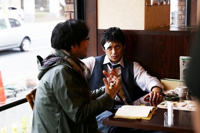 """大友啓史監督、最新作「ミュージアム」で追求する""""特殊造形""""を語る"""
