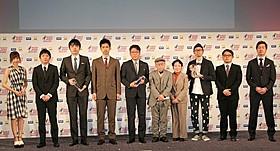 「SUGOI JAPAN Award 2016」が発表!「屍者の帝国」