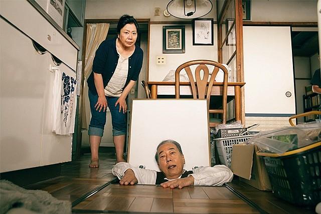 「団地は噂のコインロッカーや!」藤山直美がコメディエンヌぶり発揮「団地」予告編