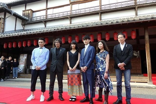 橋本愛×行定勲監督の熊本発映画「うつくしいひと」緊急配信スタート!