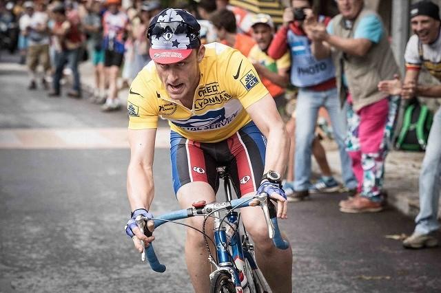 ツール・ド・フランス7連覇も永久追放… アームストロング氏の伝記映画が7月公開