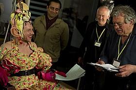 パイソンズファンのペッグ、テリー・ジョーンズの演出に…「ミラクル・ニール!」