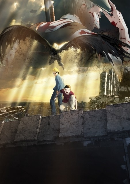 「亜人」第2部「衝突」は5月6日、第3部「衝戟」は9月23日公開!