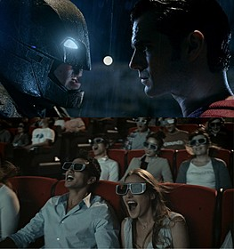どっちのヒーロー目線で楽しむ?「バットマン vs スーパーマン ジャスティスの誕生」