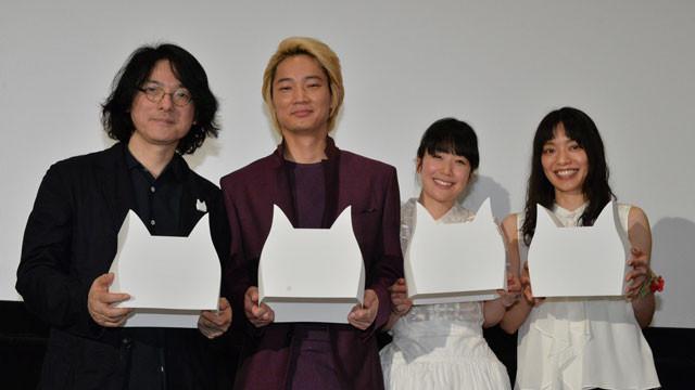 黒木華、憧れの岩井俊二監督作公開に目を潤ませ「幸せですよ、私は」