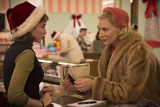 英国映画協会選出「映画史上最高のLGBT映画」1位に「キャロル」