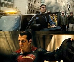 それぞれの譲れぬ信念がぶつかる「バットマン vs スーパーマン ジャスティスの誕生」