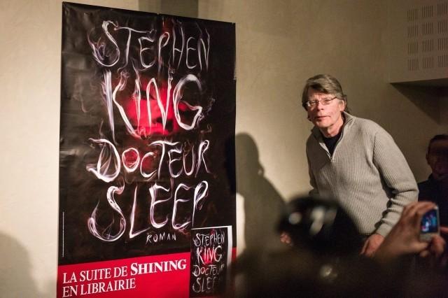 スティーブン・キング「シャイニング」続編「ドクター・スリープ」が映画化