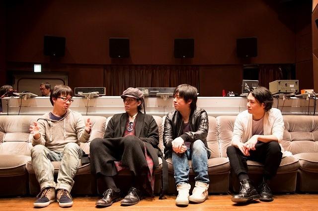 新海誠×野田洋次郎がコラボ!長編アニメ「君の名は。」の音楽をRADWIMPSが制作