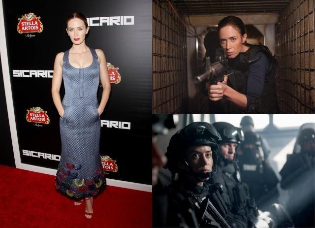エミリー・ブラント、「ボーダーライン」で演じた役どころは「羊たちの沈黙」クラリスを連想