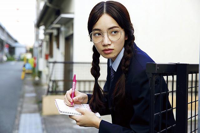 小松菜奈が暴言を吐き捨てる!「ヒーローマニア」女子高生カオリの特別映像公開