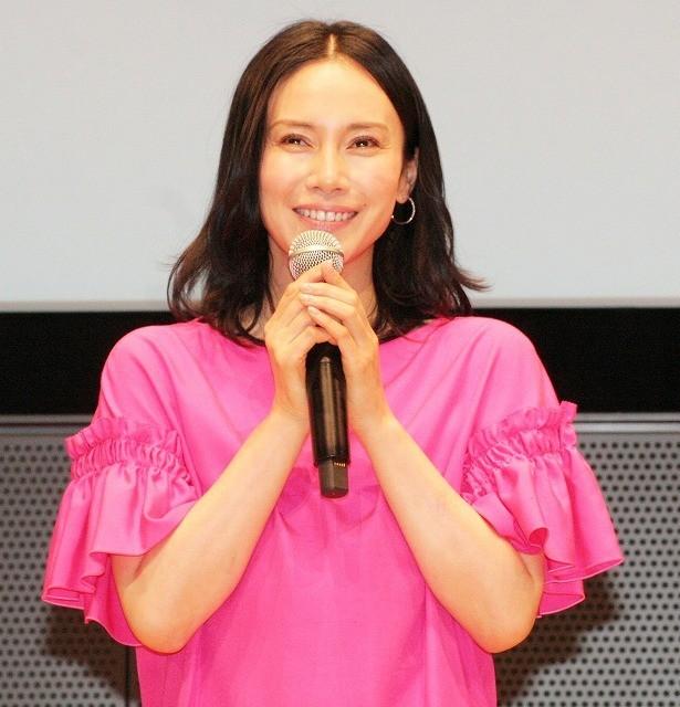 中谷美紀が主演ドラマ「私 結婚できないんじゃなくて、しないんです」に同調「私の時代が来た」
