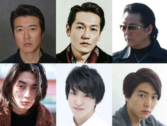 井浦新×豊原功補×白竜×柳俊太郎ら、映画&ドラマ「HiGH&LOW」に出演!