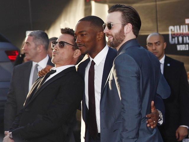 新スパイダーマン初登場!「シビル・ウォー」USプレミアでキャプテン・アメリカも新星を絶賛