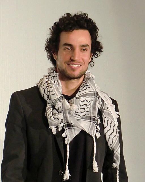 パレスチナの若者描いた「オマールの壁」主演俳優アダム・バクリが来日!