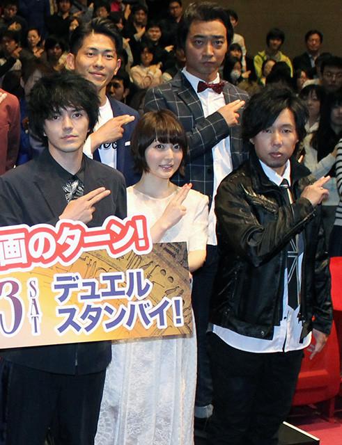 風間俊介、「遊☆戯☆王」20周年記念映画に自信「声優人生のすべて詰め込んだ」
