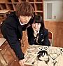「オオカミ少女と黒王子」二階堂ふみ&山崎賢人、原作者の直筆イラストと豪華コラボ!