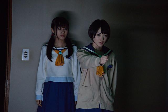 生駒里奈主演「コープスパーティー」続編が撮影開始 石川恋、水石亜飛夢、青木玄徳が新たに参加