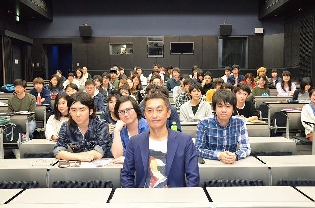 大島新監督、園子温から学んだのは「ものづくりの魂」