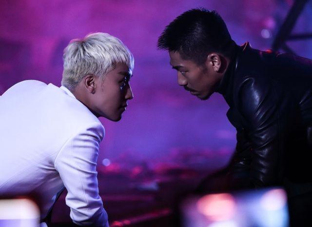 BIGBANG・V.IとEXILE・AKIRA