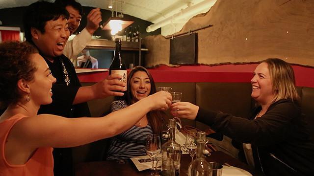 世界から愛される日本酒に迫るドキュメンタリー「カンパイ!」予告編公開