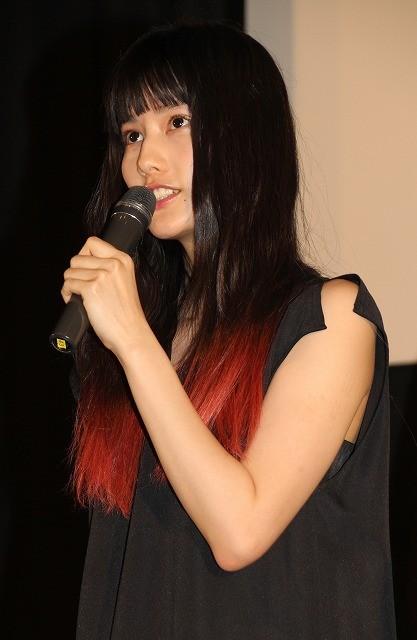 熊本出身の橋本愛、主演作をチャリティ上映「心の復旧の助けに」