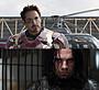 「シビル・ウォー」本編映像公開 バッキー・バーンズVSチームアイアンマンの激しい格闘
