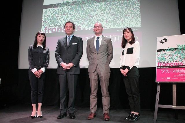フランス映画祭2016ラインナップ発表 イザベル・ユペール&オマール・シーら来日決定