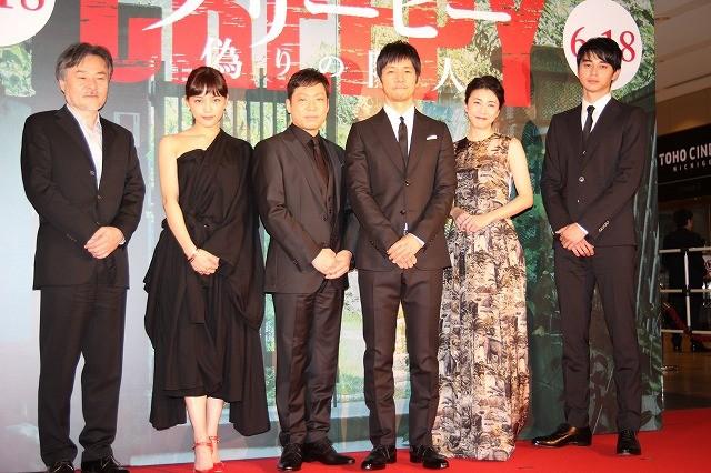 西島秀俊主演「クリーピー」、7つの映画祭に出品&9の国と地域で配給決定!