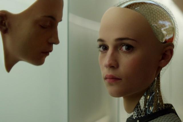 美しきロボットと人間の予測不能な頭脳戦!オスカー受賞作「エクス・マキナ」予告編公開