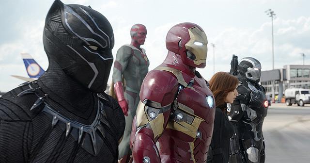 「シビル・ウォー」キャラクター解説 キャスト・監督が語るチーム・アイアンマン