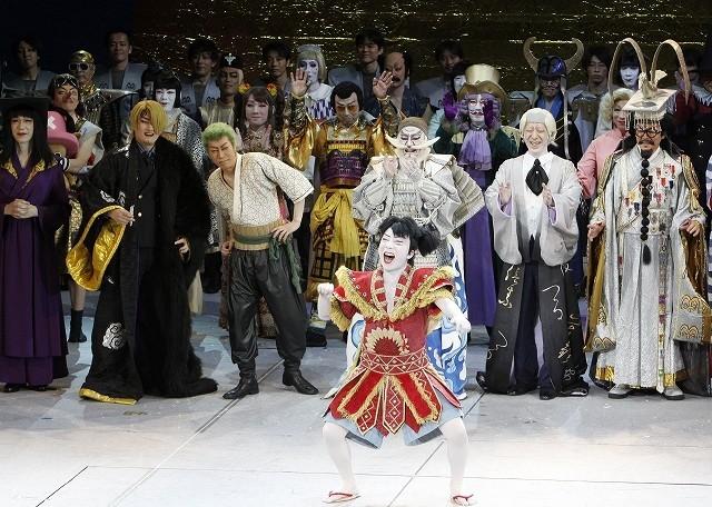 歌舞伎版「ワンピース」、映画化&再演決定!10月22日から全国で公開