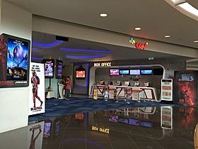 韓国資本のシネコンCGV Cinemas「レヴェナント 蘇えりし者」