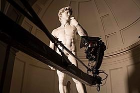 フィレンツェの黄金時代をスクリーンで体感「フィレンツェ、メディチ家の至宝 ウフィツィ美術館3D・4K」