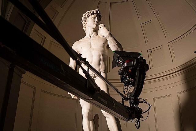 伊ルネサンス芸術を楽しむ体験型3Dドキュメンタリー「フィレンツェ、メディチ家の至宝 ウフィツィ美術館」予告編