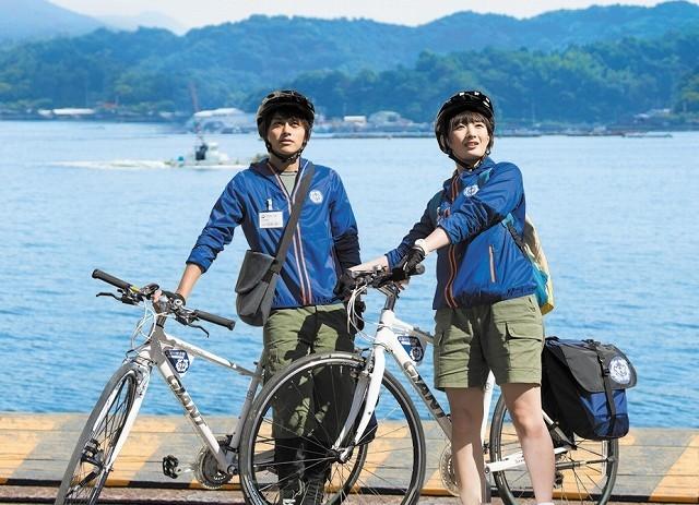 武田梨奈が自転車で疾走!アクション封印した主演作「海すずめ」予告完成