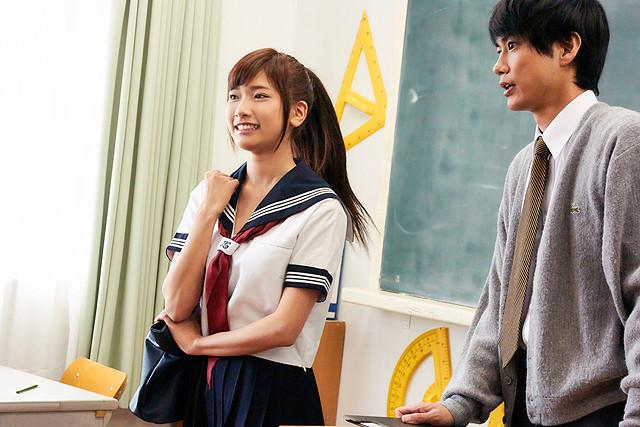岡田和人の「教科書にないッ!」再び実写化 元AKB48・森川彩香が映画初主演 - 画像1