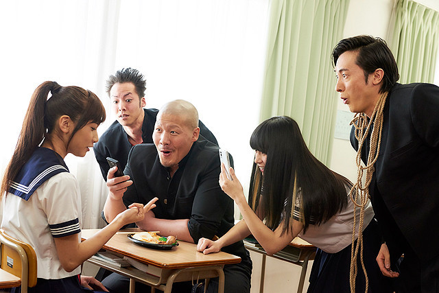 岡田和人の「教科書にないッ!」再び実写化 元AKB48・森川彩香が映画初主演 - 画像6