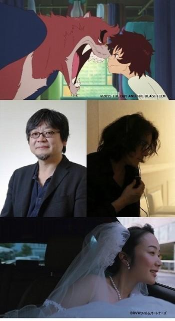 第29回東京国際映画祭、細田守監督&岩井俊二監督の特集企画実施決定!
