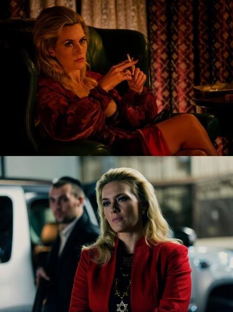 貫禄十分!マフィアのボスを演じたK・ウィンスレット「トリプル9」特別映像解禁