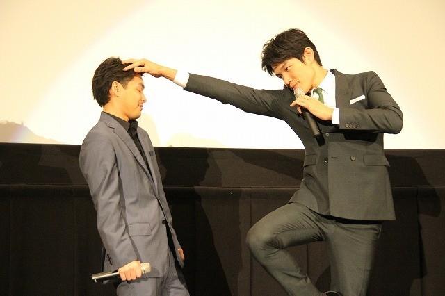 鈴木亮平、変態仮面は日本代表ヒーローと力説「HEROはHとエロで出来ている」 - 画像5