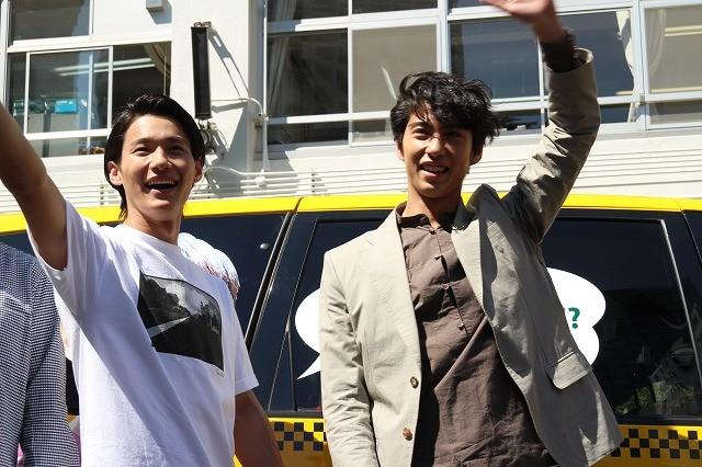 野村周平&賀来賢人、お気に入りのドライブデートスポットは?