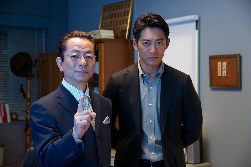 水谷豊×反町隆史がスクリーンへ!「相棒 劇場版IV」&「相棒 season15」製作決定