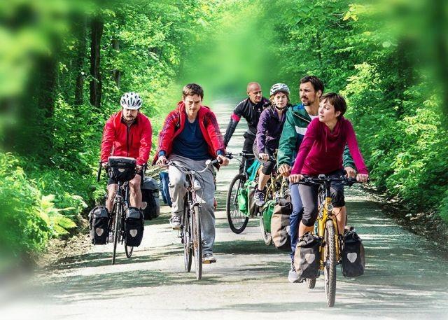 人生最期の自転車旅行に込めた思いとは?「君がくれたグッドライフ」映像入手