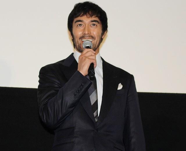 阿部寛、初のカンヌ映画祭は「夢のような体験。一生忘れない」