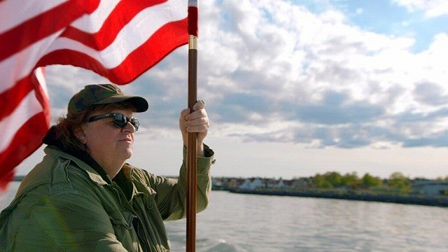 """マイケル・ムーア激白!「我々アメリカ人に伝えられてきた""""ウソ""""を暴く」"""